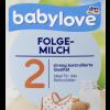 Kojenecké mléko DM Babylove Folgemilch 2