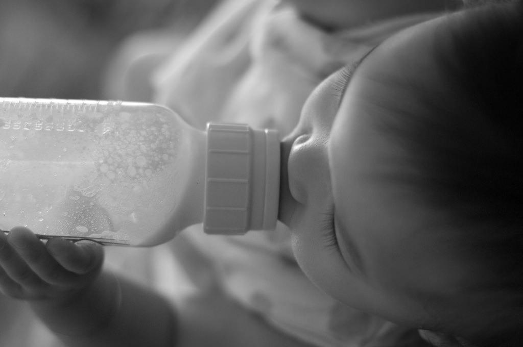 složení mateřského mléka