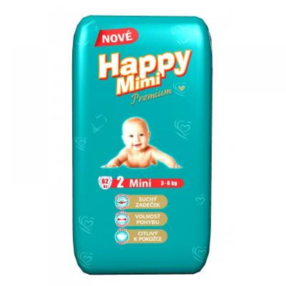 Plenky Happy Mimi Premium