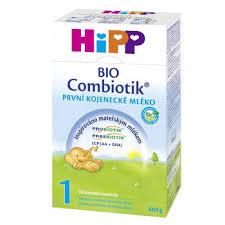 HIPP 1 BIO Combiotik počáteční kojenecké mléko