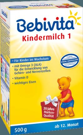 Bebivita kindermilch 1 batoleci mleko