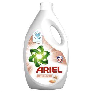 Ariel gel Sensitive40