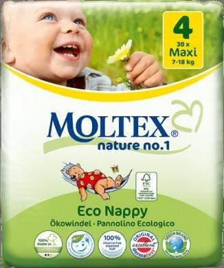 Moltex ekologické plenky 4