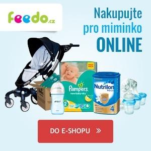 Feedo.cz - lehčí život maminkám