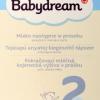Babydream mléko pokračovací 2 recenze