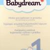 Babydream počáteční kojenecké mléko 1