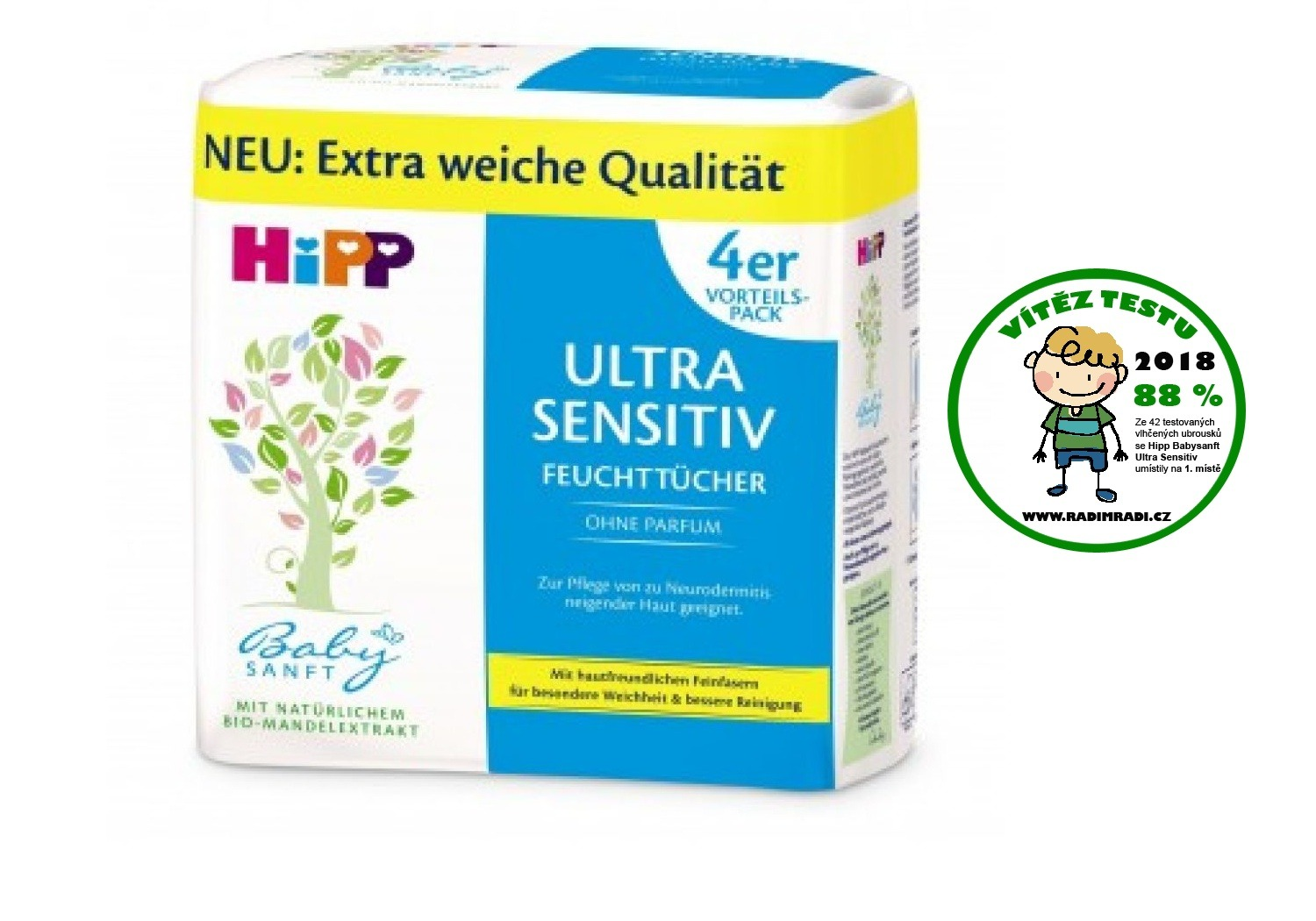 Hipp-Baby-Sanft-Ultra-Sensitive