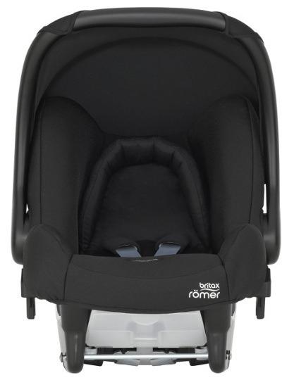 Römer Baby-Safe autosedačka 2018: Pohled zepředu.