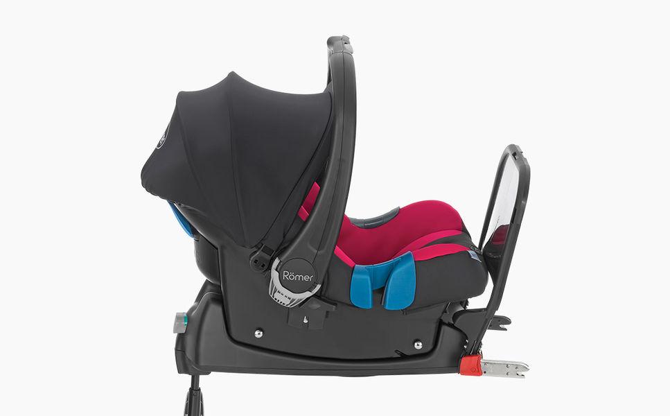 Autosedačka Baby Safe Britax Römmer - základna isofix.