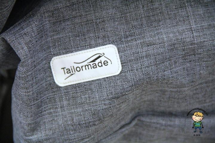 Valco Snap 4 Sport Tailor Made je vyroben z kvalitnějšího, neklouzavého, materiálu.
