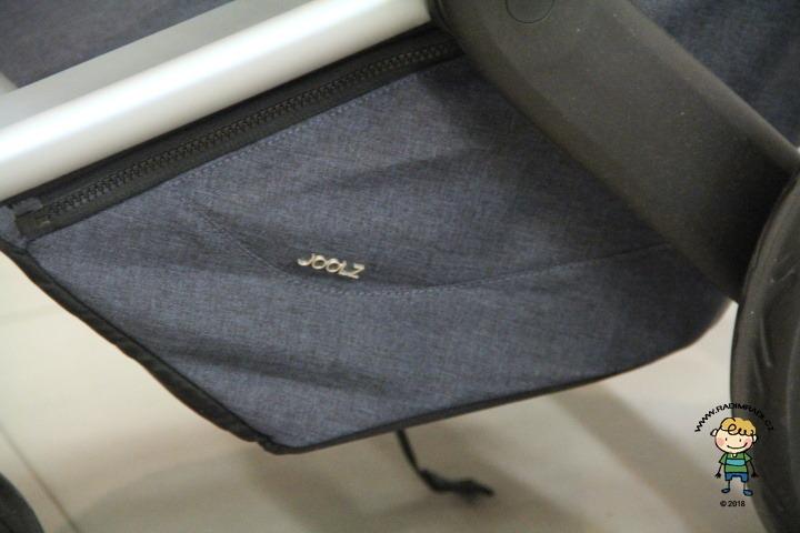 Detail na košík Joolz 3 Day