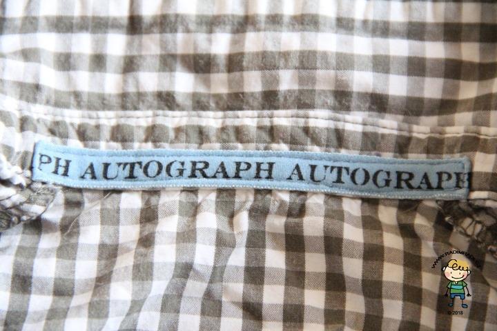 Oblečení značky Autograph Marks&Spencer.