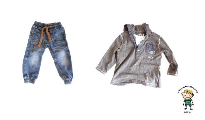 oblečení next