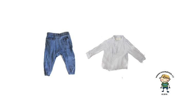oblečení zara
