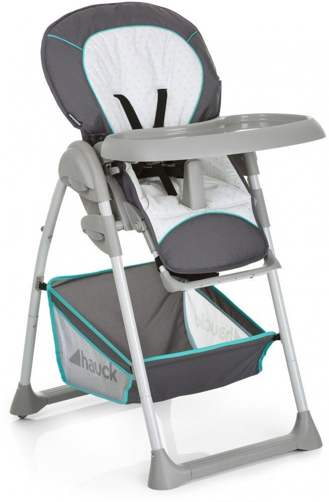 Polohovací jídelní židlička Hauck Sit'n Relax