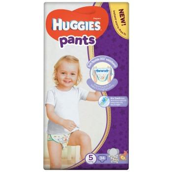 huggies plenkové kalhotky
