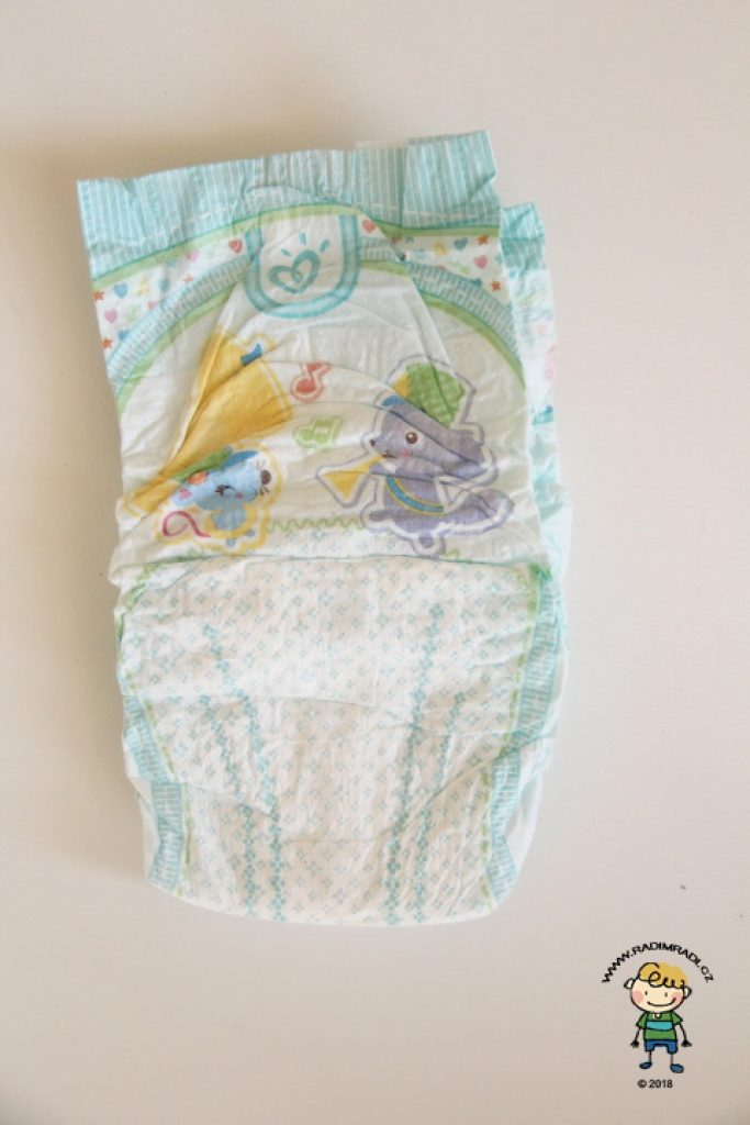 Pampers Active Bbay Dry