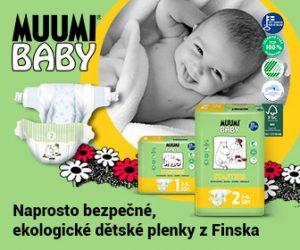 plenky Muumi Baby