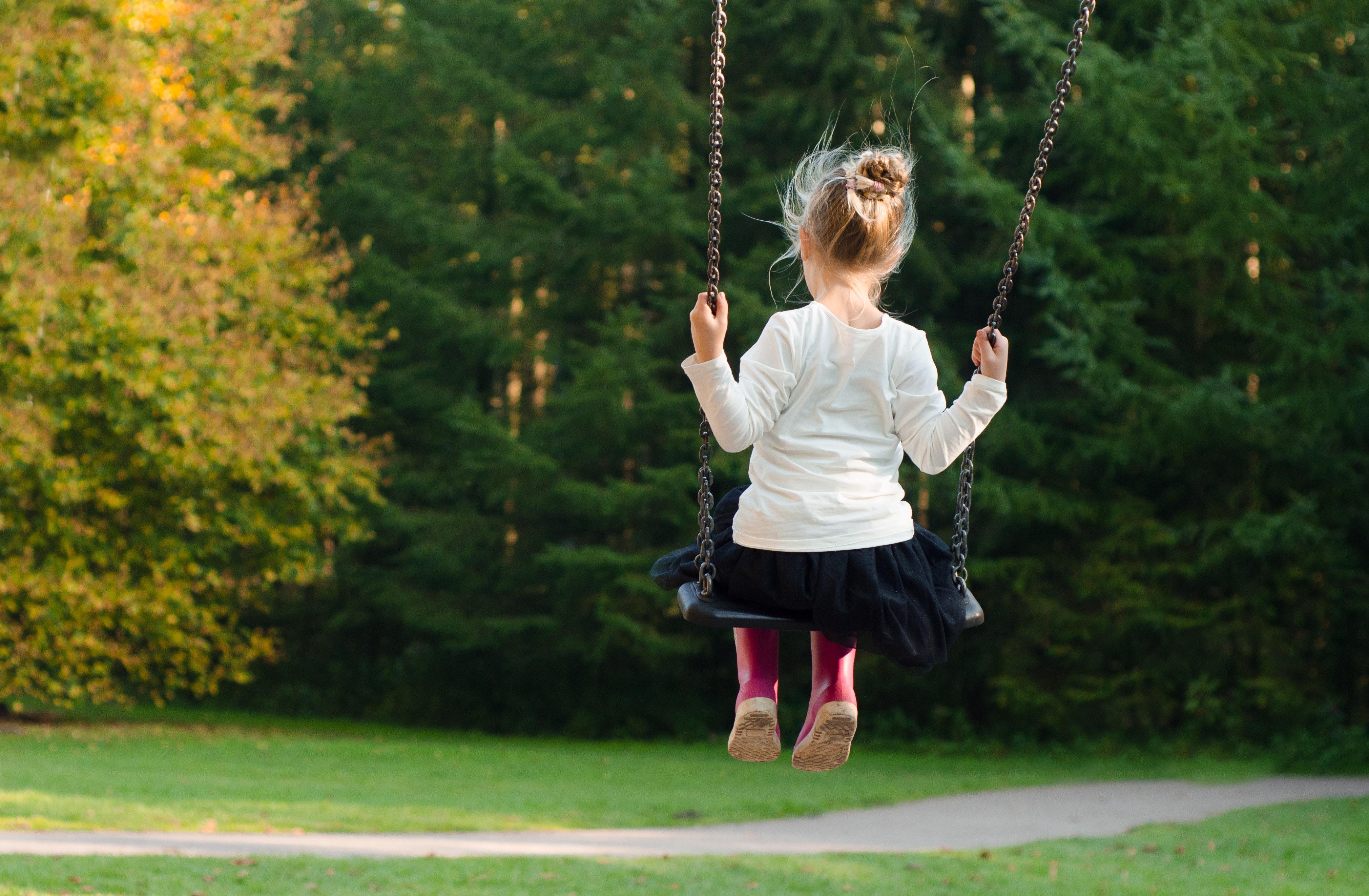 Jak vybrat houpačku pro děti